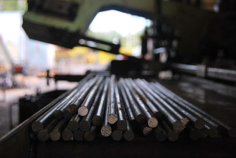 Carbon Steel Round Bars, Rods